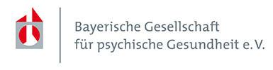 Bayrische Gesellschaft für psychische Gesundheit e.V. - Logo small