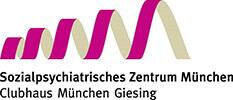 Clubhaus München Giesing - Sozialpsychiatrisches Zentrum München - Logo small