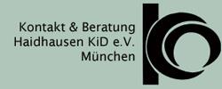 Kontakt und Beratung Haidhausen KID e.V. - Logo small