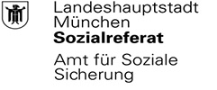 Landeshauptstadt München Sozialreferat - Logo small