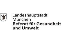 Landeshauptstadt München Referat für Umwelt und Gesundheit - Sozialpsychiatrischer Dienst Stadtmitte - Logo - Beitragsbild