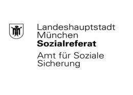 Landeshauptstadt München Sozialreferat - Logo - Beitragsbild