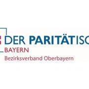 Paritätischer Wohlfahrtsverband Bezirksverband Oberbayern - Logo - Beitragsbild