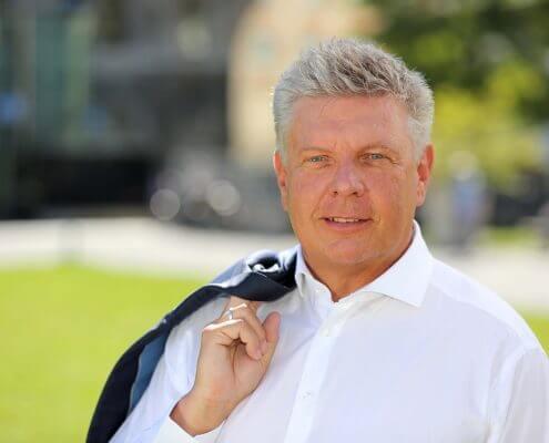 Schirmherr 2018: Münchens Oberbürgermeister Dieter Reiter